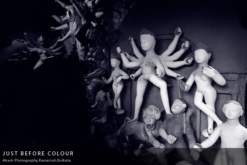 Just Before COLOUR | Kumartuli