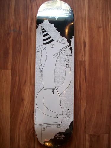 Series skateboards - Frank Lam