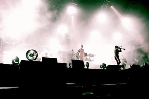 The Prodigy live at Rock En Seine
