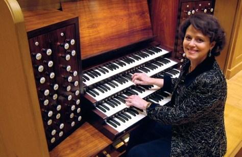 Lynne Davis Marcussen Organ 2009