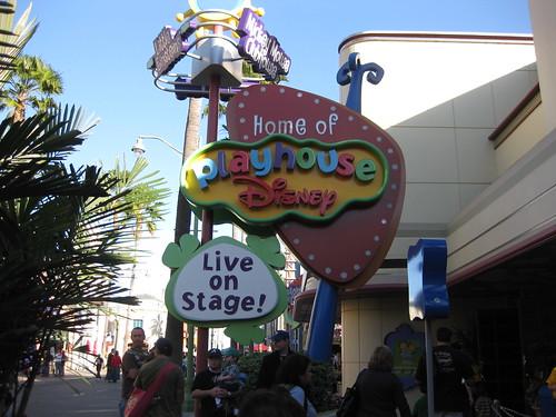 Playhouse Disney, Live on Stage!