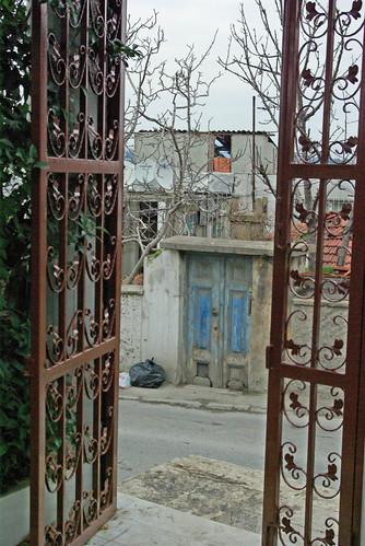lower door of Rumi Mehmet Mosque, üsküdar, istanbul, pentax k10d