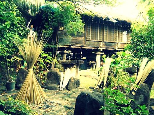 house inside bale dutung