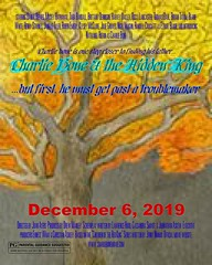 Charlie Bone & the Hidden King