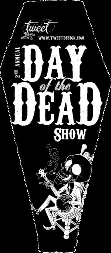 Tweet Day of the Dead Show