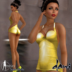 Mela's Dani Body Shape 01