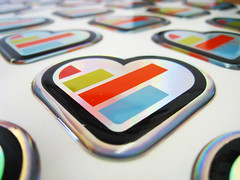KISSmetrics Sticker