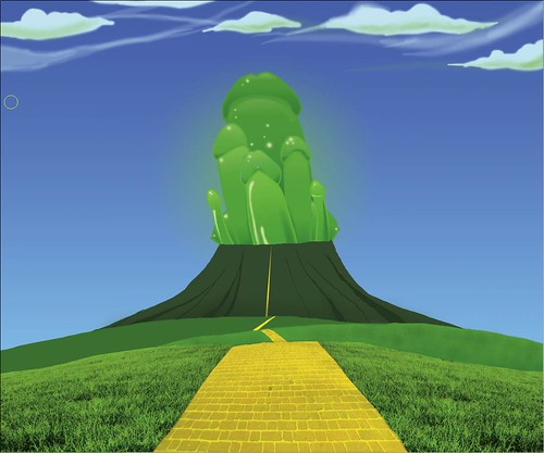 The Yellow Brick Road To Emeral City of Pennises