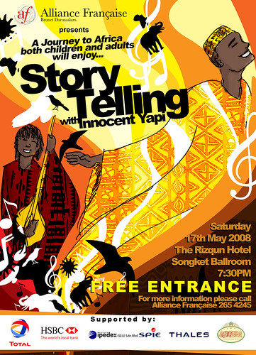 Story Telling Night by you.