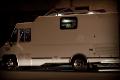 Unmarked Food Truck? Abbot Kinney First Friday - 10/2 by you.