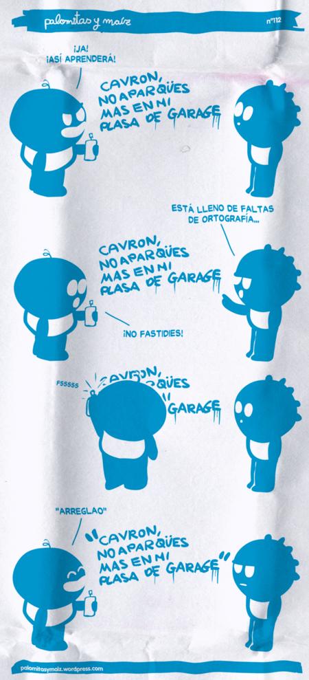 Cavron!