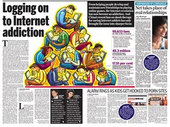 Mail Today 19072009 Internet Addiction