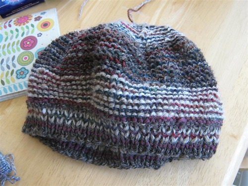 Travel KNitting 2