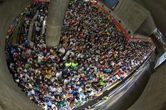 Metrô na Praça da Sé