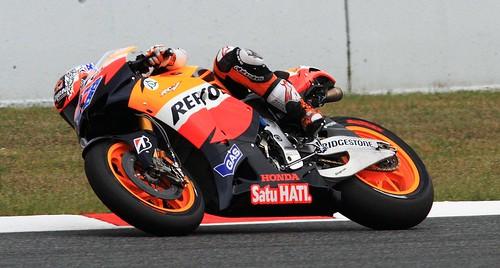 Casey Stoner. Ganador Gran Premi de Catalunya MotoGP