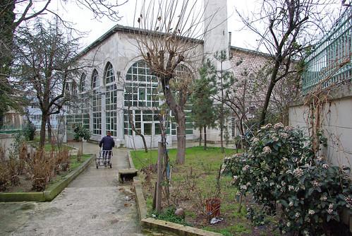 Candarlizade Atik Ibrahim Pasa Mosque, Çandarlızade Atik İbrahim Paşa Camii, Mercan, İstanbul, Pentax K10d