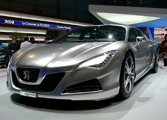Peugeot RC Hybrid