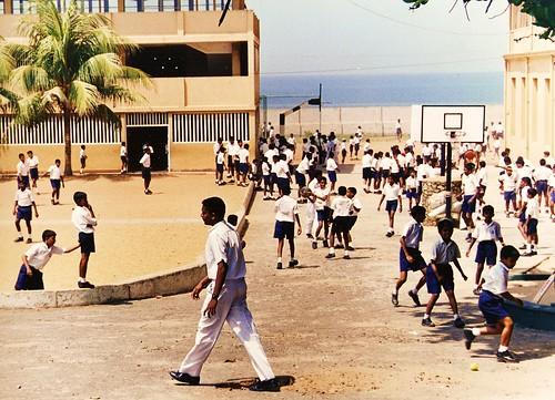 Sea Side School in Colombo