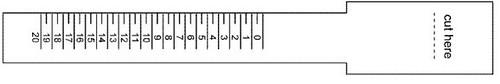 finger meter