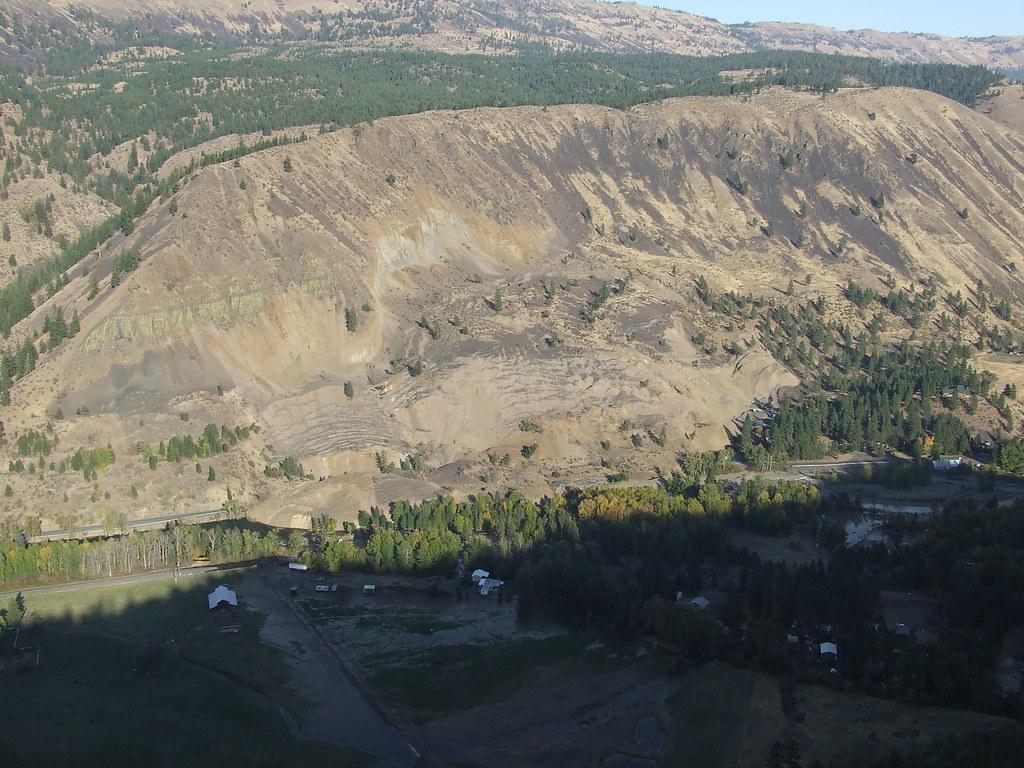 Nile Landslide