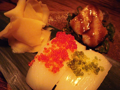 Fish Market / Fiskmarkadurinn, Iceland - Mix of Sushi and Sashimi
