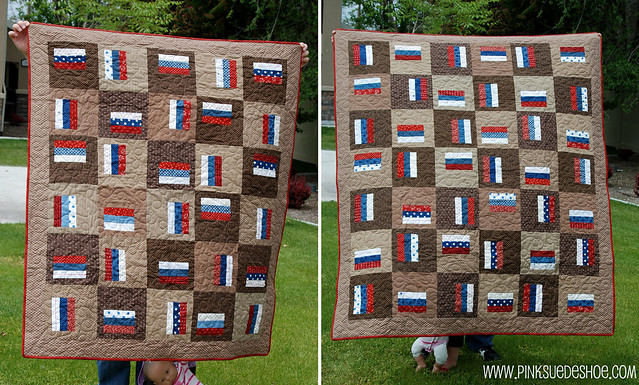 russia quilts