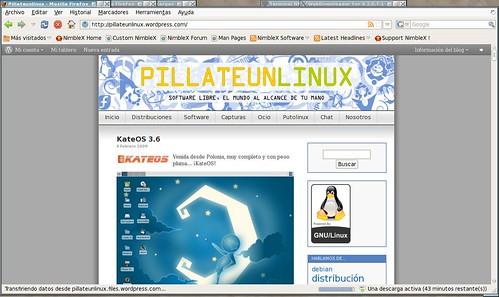 información de distros de linux y otros sos