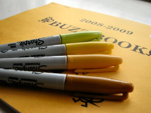 Yellow Week : Write