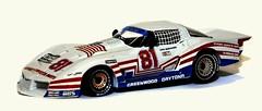 Top Model Corvette Daytona 1981