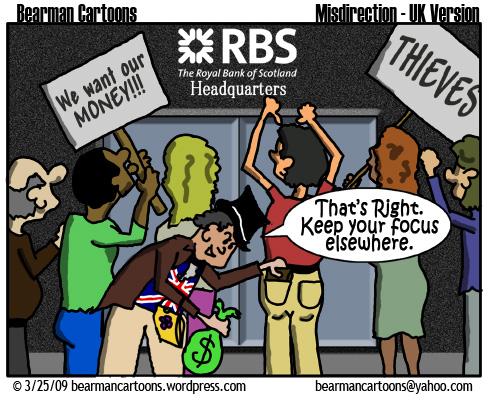 3 25 09 Bearman Cartoon Misdirection UK Versiion copy