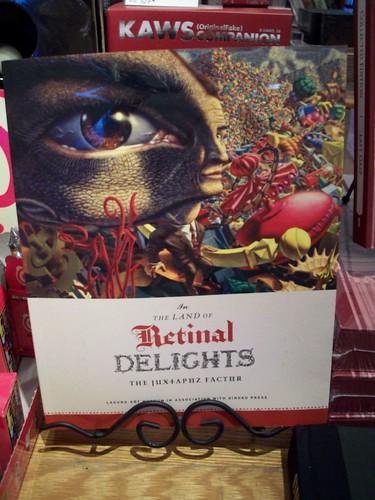 retinal delights