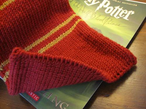 scarf and the half-blood prince