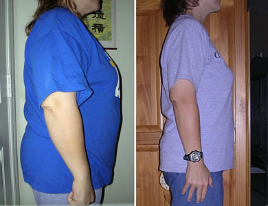 October 2008 to August 2009 progress photo.
