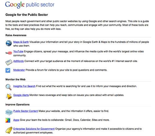 Google Public Sector