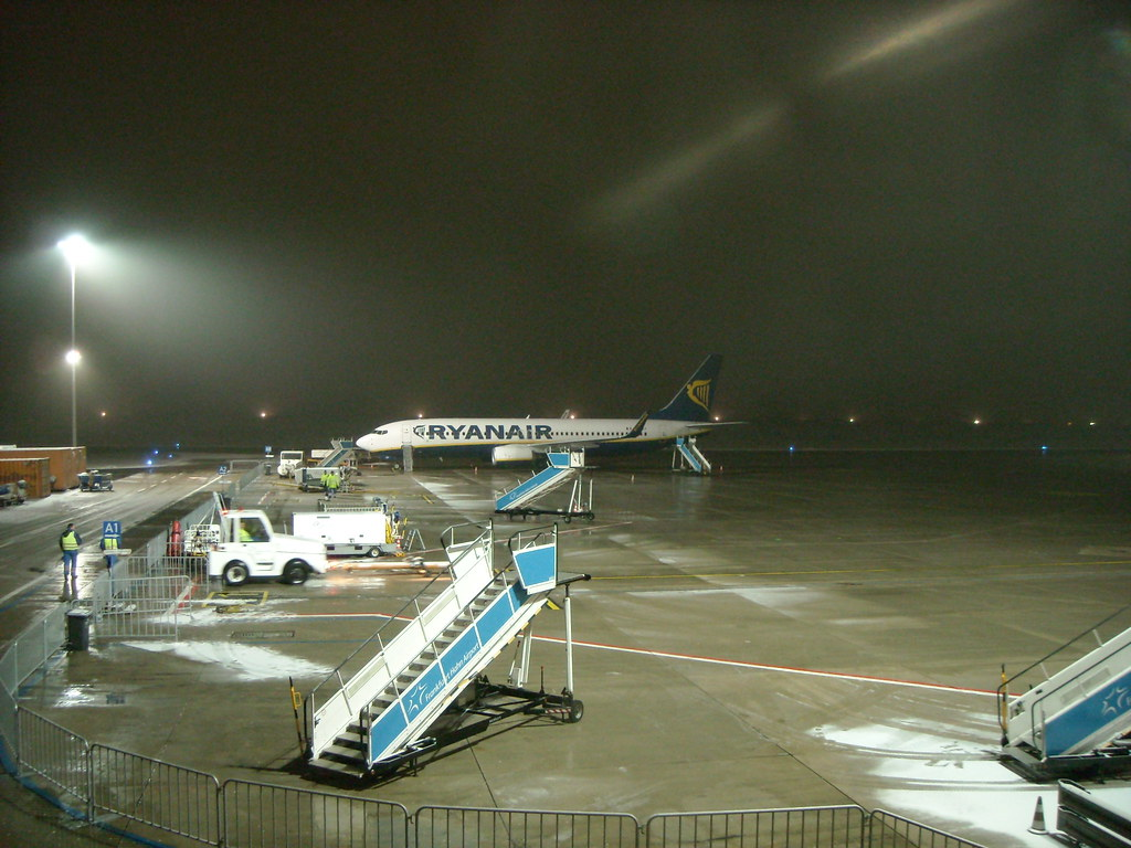 Aeropuerto de Frankfut Hahn