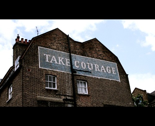 Take Courage Cinema-ised