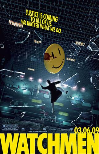 保衛奇俠 (Watchmen)