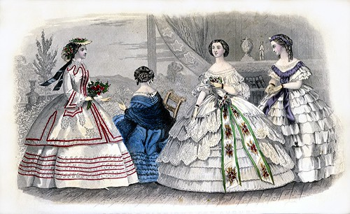 August 1860 Godey's Lady's Book