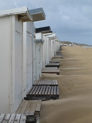 French Beach Huts