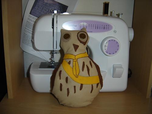Brownie Owl