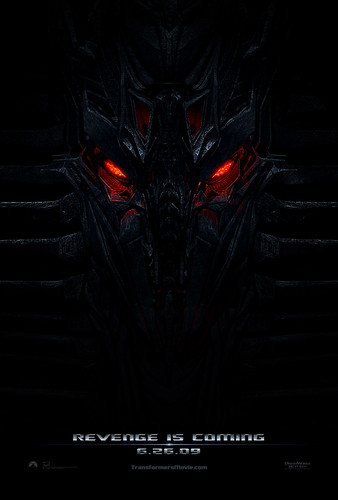 Transformers 2 Teaser Poster