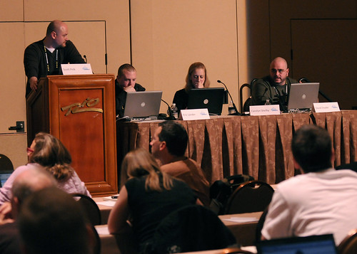 Organic SEO Site Review at Affiliate Summit West 2009