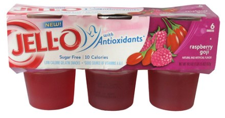 Jello with Antioxidants