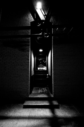 Nightime Back Way