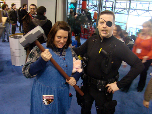 misery loves nick fury