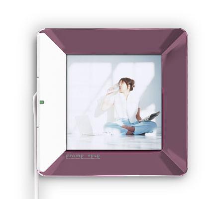 Digital Photo Frame with telephone 4