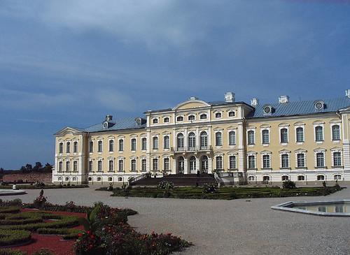 Rundale Palace. Photo: Ulla Hennig