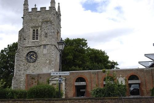 All Saints, Isleworth