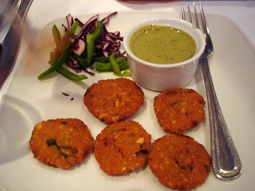 Cocktail Masala Vada