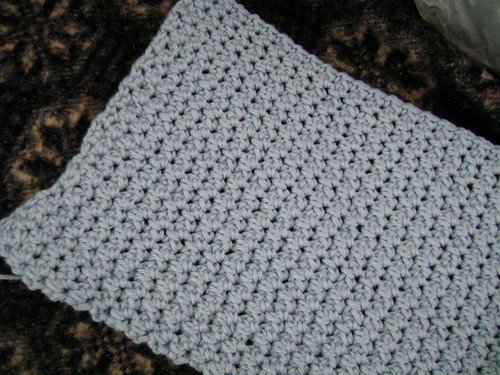Baby Blanket closeup